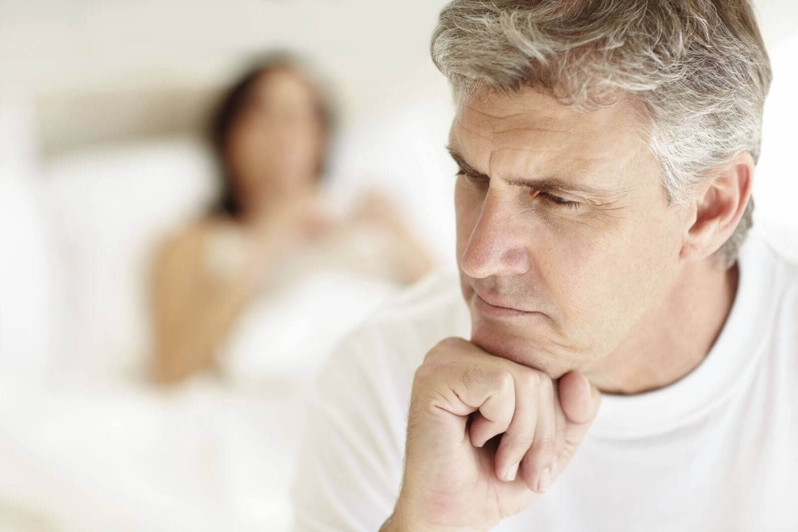 Климакс и импотенции у мужчины