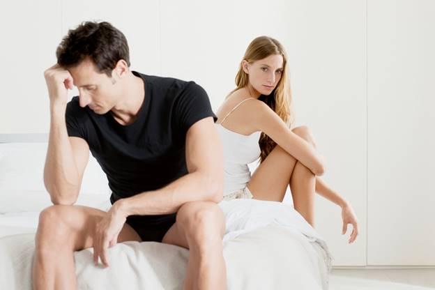 Проблемы с потенцией после перерыва во время беременности – как быть?