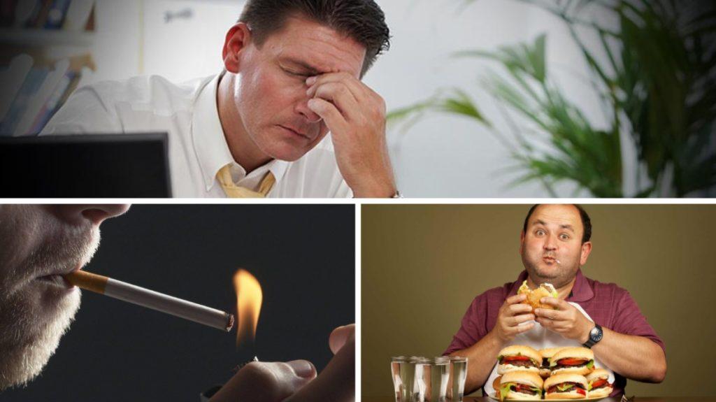Факторы ведущие к заболеванию