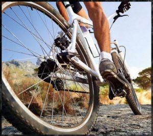 Велосипедное катание