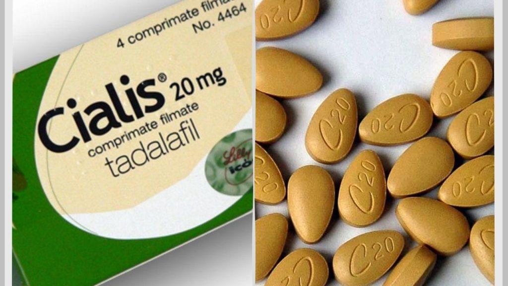 Таблетки Сиалис